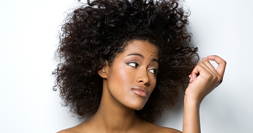 How to Protect Your Hair From Heat Damage and Frizz