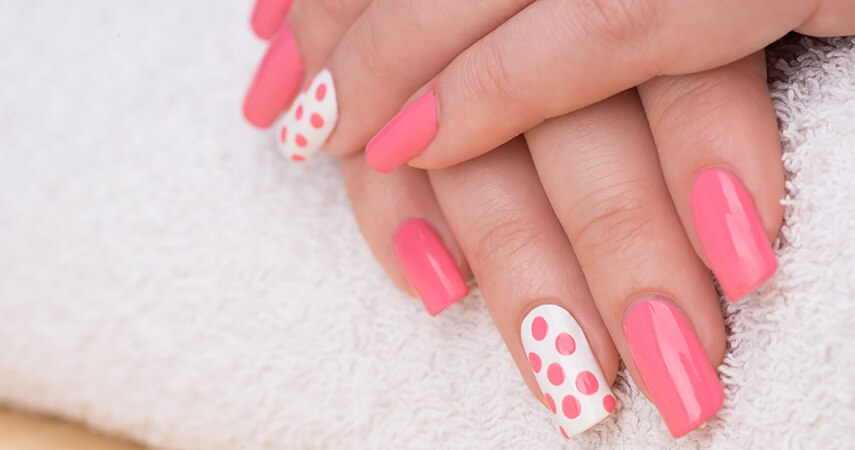 Gel nail polish is great, but how do you get it off without making another trip to the salon?