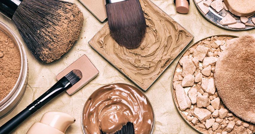 makeup spread