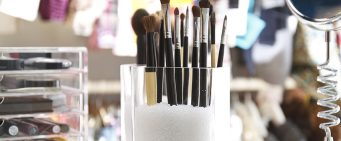 10 Clever Makeup Storage Ideas