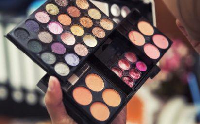 customised makeup palette