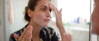 What to Know About Putting Lotion on Your Face